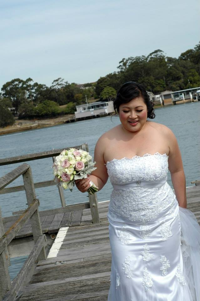 Thao's wedding dress