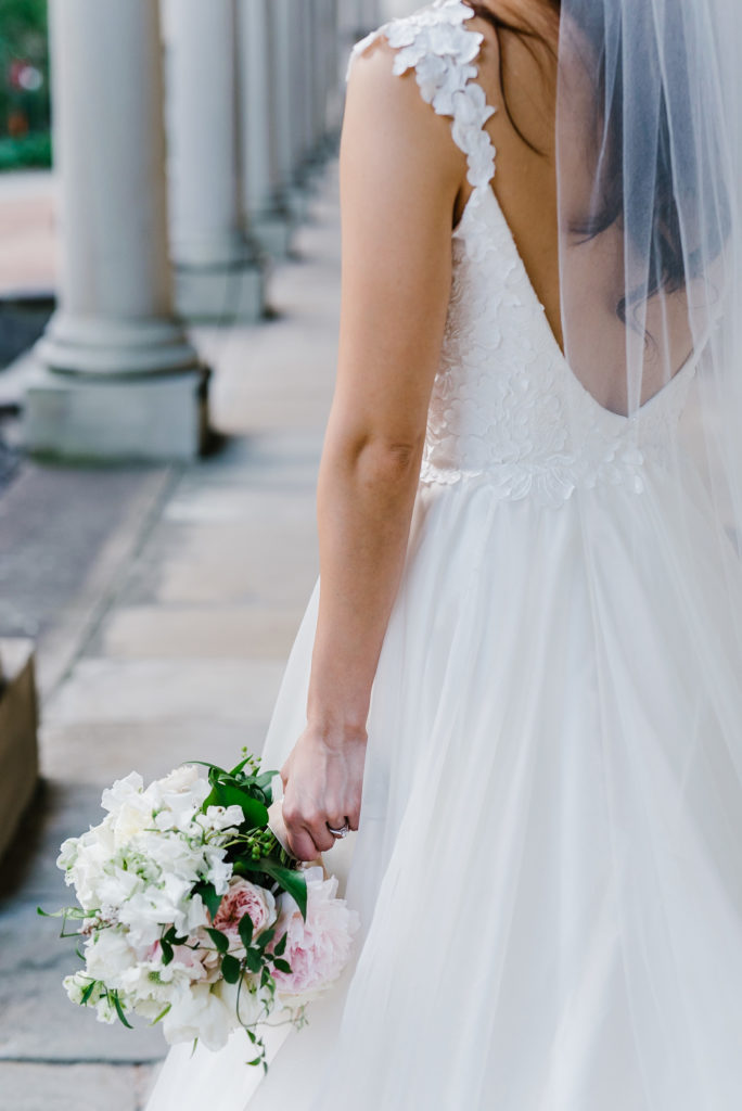 Quality Wedding Dress Alterations Sydney | Sarah Tai Bridal